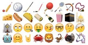 ios9 emoji