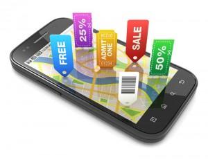 Smartphone winkelen