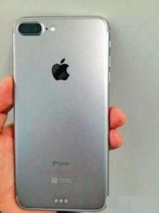 Achterkant iPhone 7