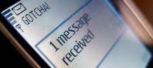 SMS Dienst