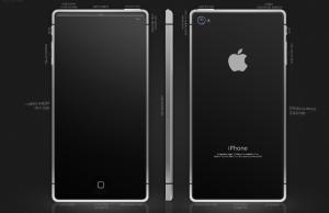 iPhone 7 Space Black Render