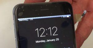 iPhone 6 Plus beeldschermproblemen