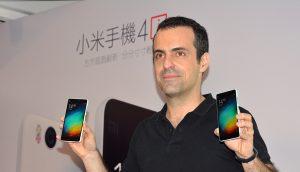 Xiaomi Hugo Barra