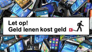 Gratis mobieltje